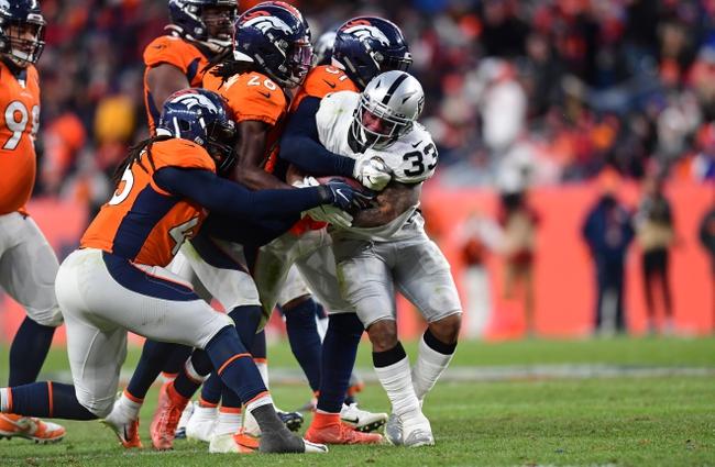 Oakland Raiders vs. Denver Broncos - 6/25/20 Madden20 NFL Sim Pick, Odds, and Prediction