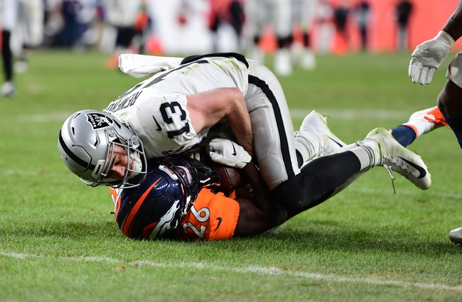 Denver Broncos vs. Las Vegas/Oakland Raiders - 5/11/20 Madden 20 Sim Classic NFL Pick, Odds, and Prediction