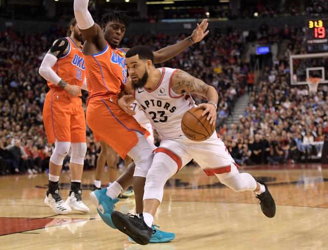 Cavaliers at Raptors - 12/31/19 NBA Pick, Odds & Prediction