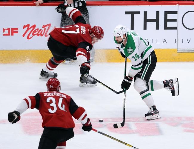 Dallas Stars vs. Arizona Coyotes - 2/19/20 NHL Pick, Odds, and Prediction