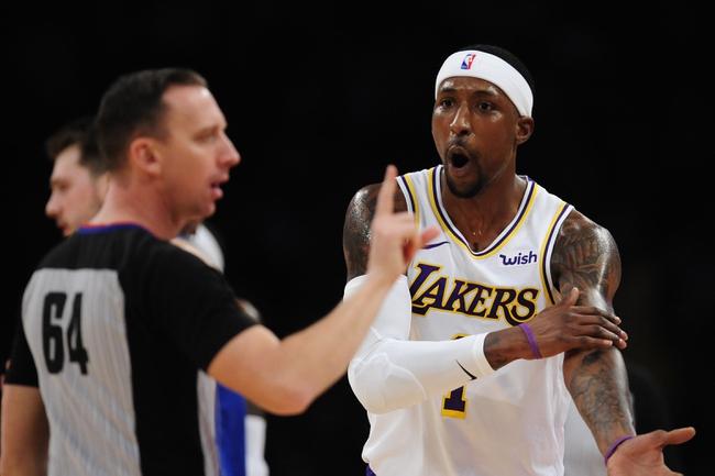 Dallas Mavericks Vs Los Angeles Lakers 1 10 20 Nba Pick