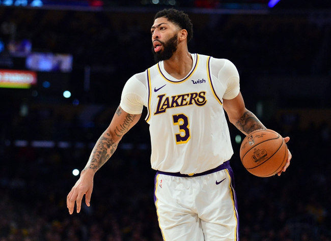 Dallas Mavericks vs. Los Angeles Lakers - 1/10/20 NBA Pick, Odds & Prediction