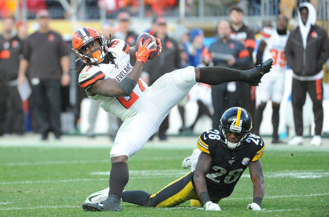 Pittsburgh Steelers vs. Cleveland Browns - 5/10/20 Madden 20 Sim Classic NFL Pick, Odds, and Prediction