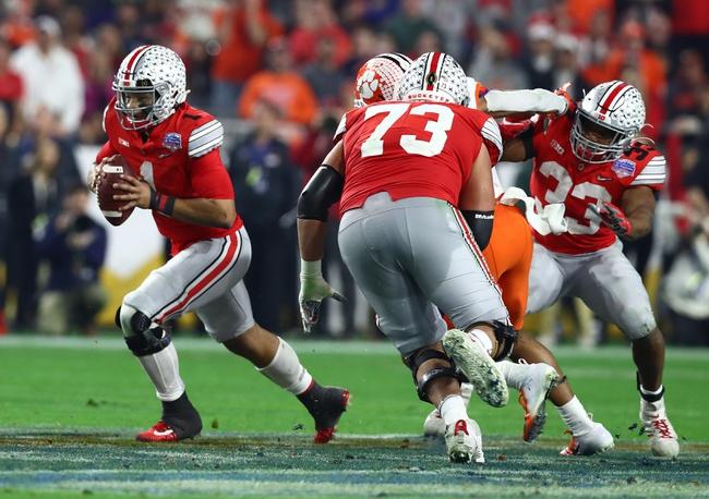 Ohio State 2020 Win Total - College Football Pick and Prediction