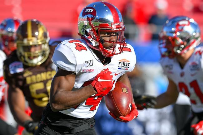 Liberty at WKU - 9/19/20 College Football Picks and Prediction