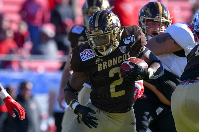Western Michigan 2020 Win Total - College Football Pick and Prediction