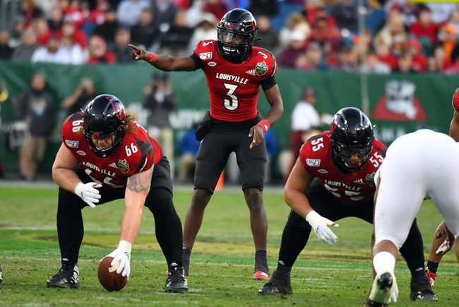 Louisville 2020 Win Total - College Football Pick and Prediction