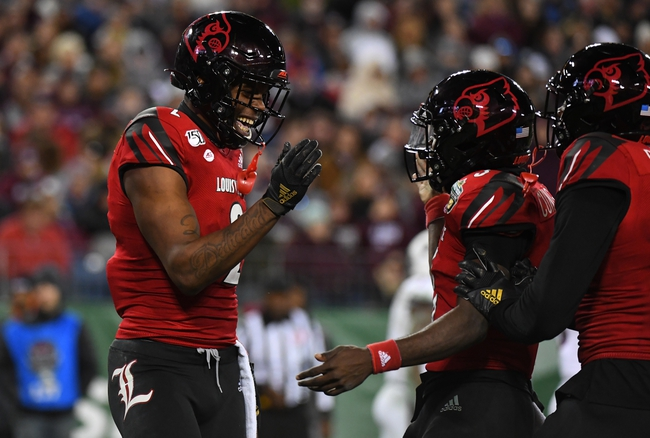 Louisville Cardinals 2020 Win Total - College Football Pick, Odds and Prediction