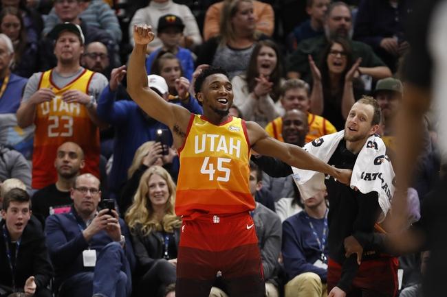 Detroit Pistons vs. Utah Jazz - 3/7/20 NBA Pick, Odds, and Prediction