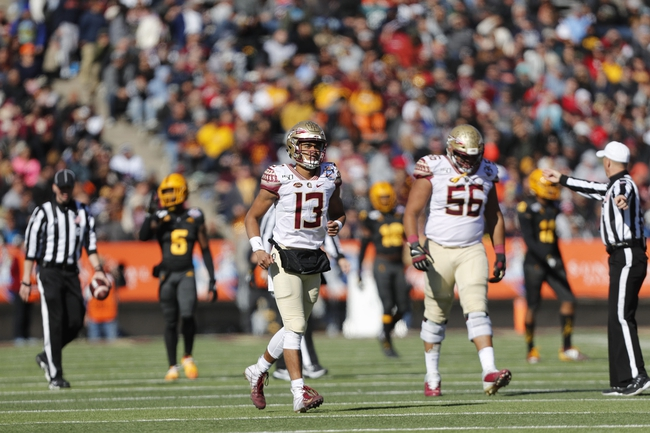 Canceled: Florida State at Wake Forest: 12/19/20 College Football Picks and Prediction