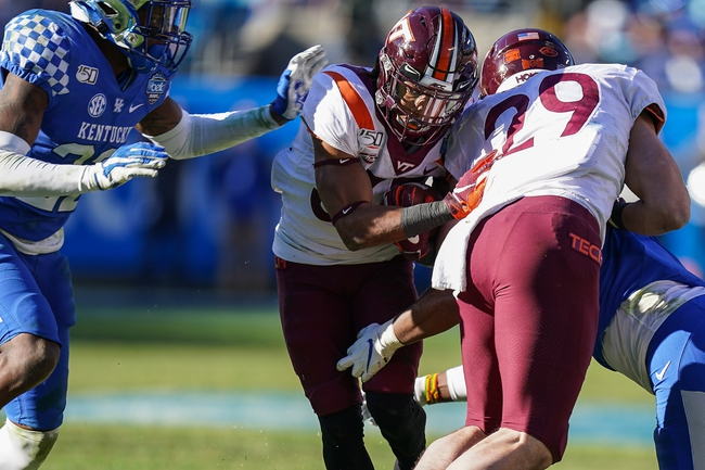 ACC Picks: Virginia Tech at Duke: 10/3/20 College Football Picks and Prediction