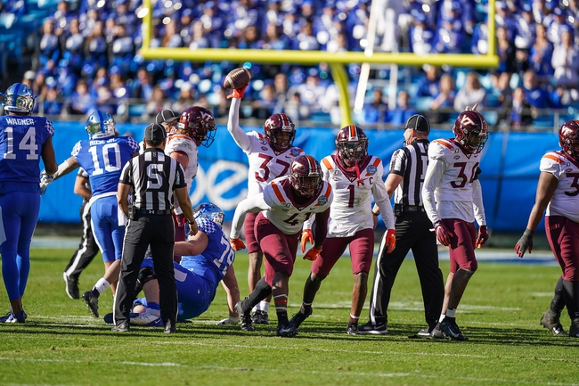 Penn State at Virginia Tech - 9/12/20 Early look College Football GOY Picks and Predictions