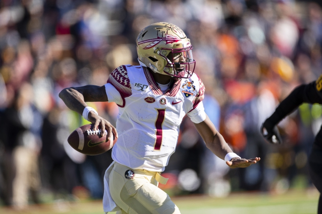 Florida State 2020 Win Total - College Football Pick and Prediction