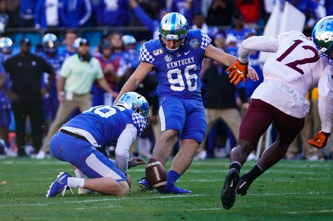 Kentucky 2020 Win Total - College Football Pick and Prediction