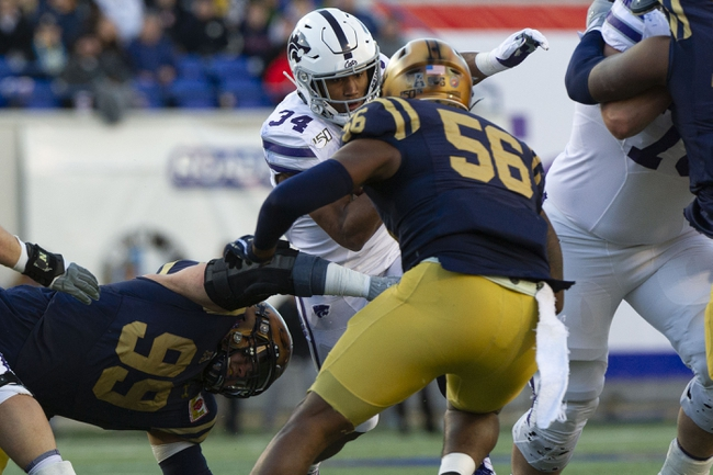 Navy vs. BYU - 9/7/20 College Football Pick, Odds, and Prediction