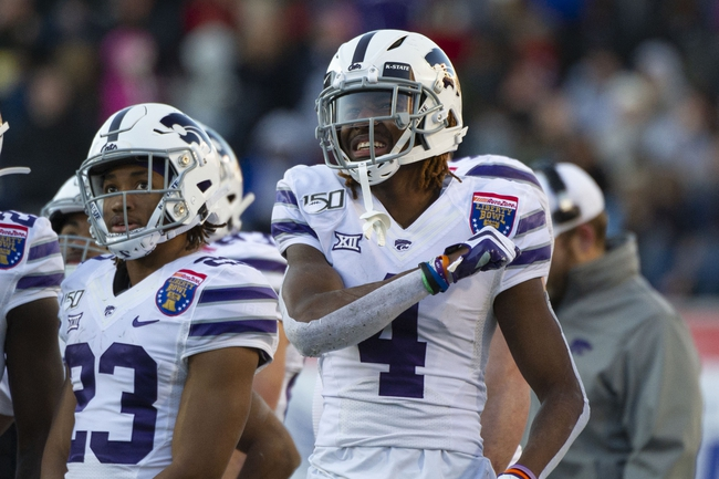 Kansas State 2020 Win Total - College Football Pick and Prediction
