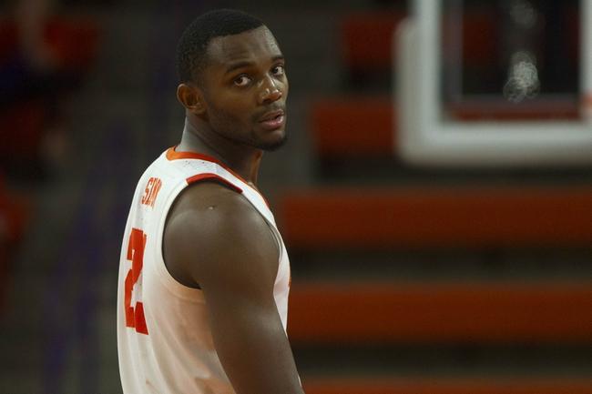Clemson Vs North Carolina State 1 4 20 College Basketball