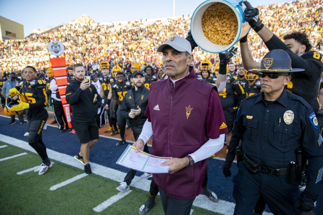 Arizona State 2020 Win Total - College Football Pick and Prediction