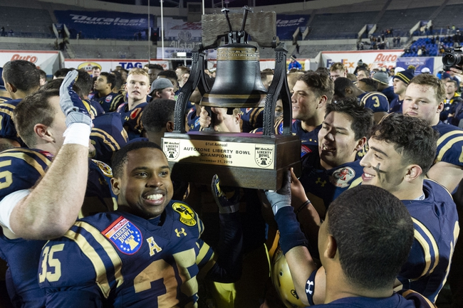 Navy 2020 Win Total - College Football Pick and Prediction