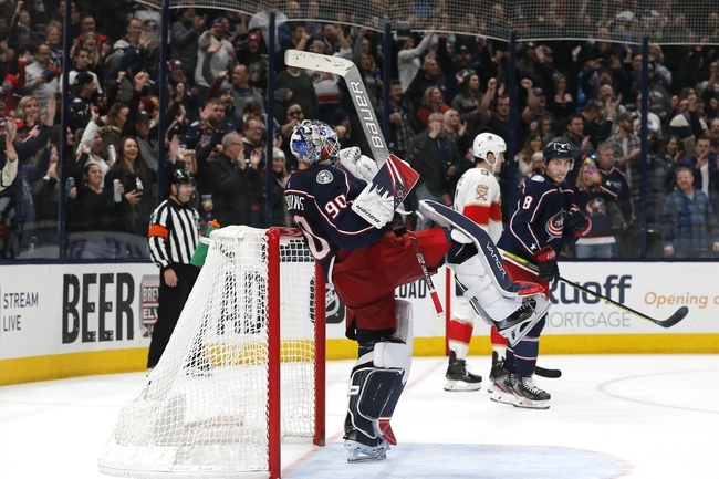 Columbus Blue Jackets vs. Florida Panthers - 2/4/20 NHL Pick, Odds, and Prediction