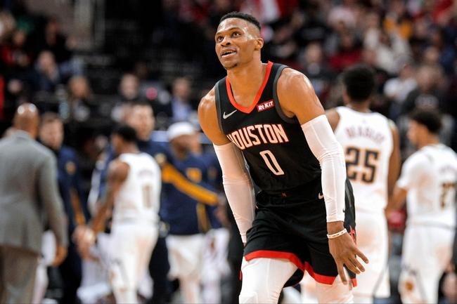 Houston Rockets vs. Denver Nuggets - 1/22/20 NBA Pick, Odds, and Prediction