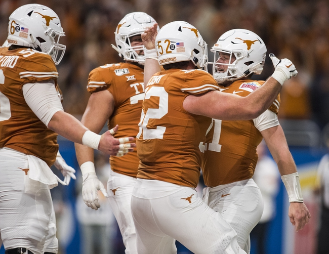 Texas Longhorns 2020 Win Total - College Football Pick, Odds and Prediction