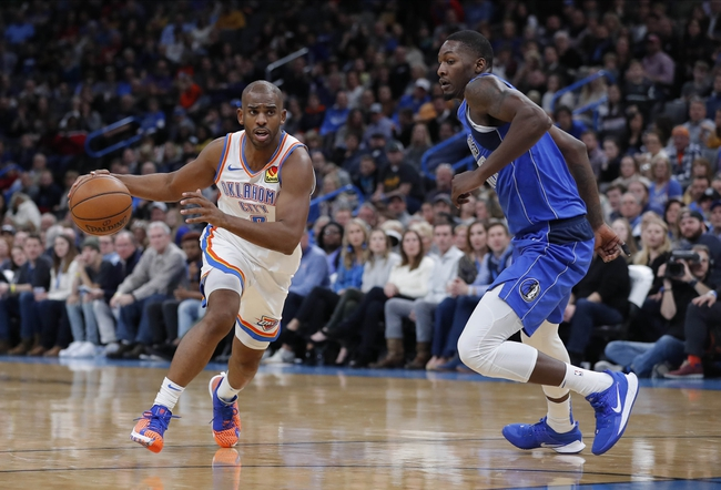 San Antonio Spurs vs. Oklahoma City Thunder - 1/2/20 NBA Pick, Odds & Prediction