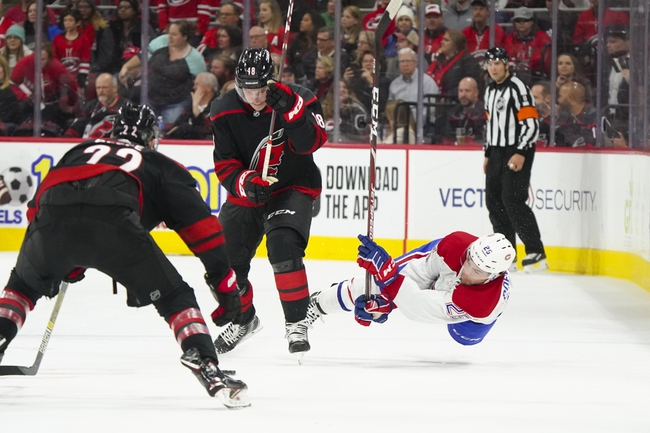 Montreal Canadiens vs. Carolina Hurricanes - 2/29/20 NHL Pick, Odds, and Prediction