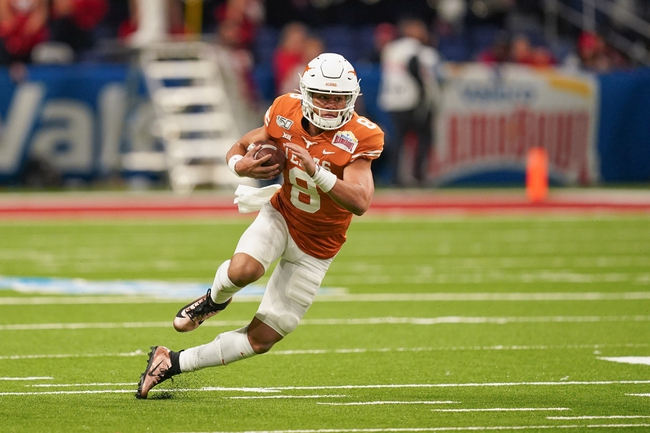 Texas vs. UTEP - 9/12/20 College Football Pick, Odds, and Prediction