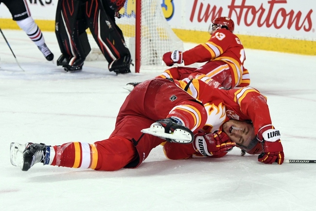 Chicago Blackhawks vs. Calgary Flames - 1/7/20 NHL Pick, Odds & Prediction