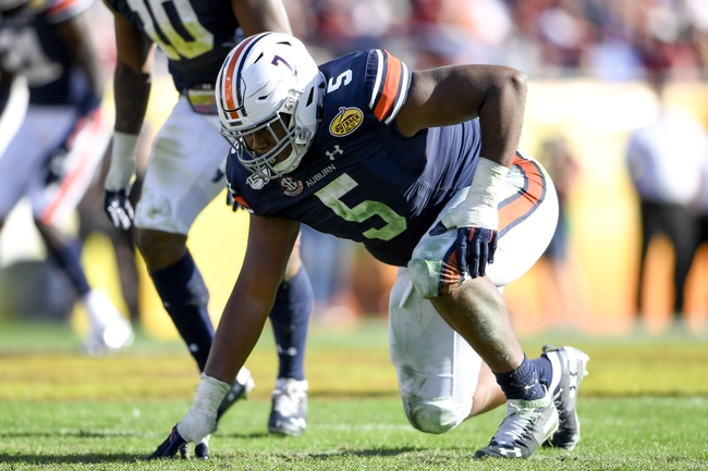 Derrick Brown 2020 NFL Draft Profile, Pros, Cons, and Projected Teams