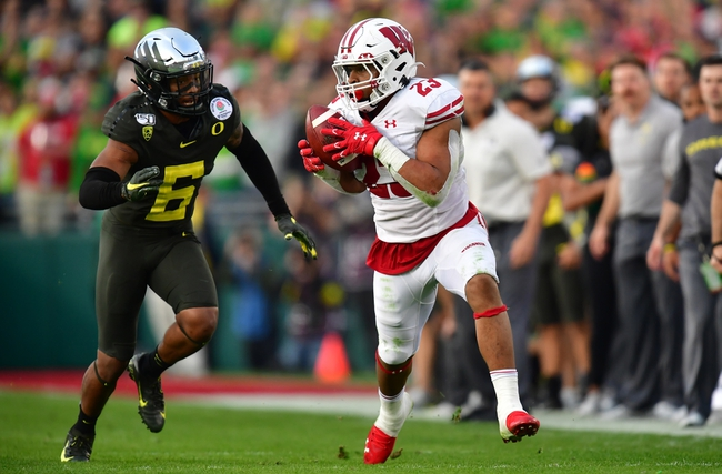 NFL Draft Prop Betting 2020: Running Backs Drafted In The First Round NFL Picks