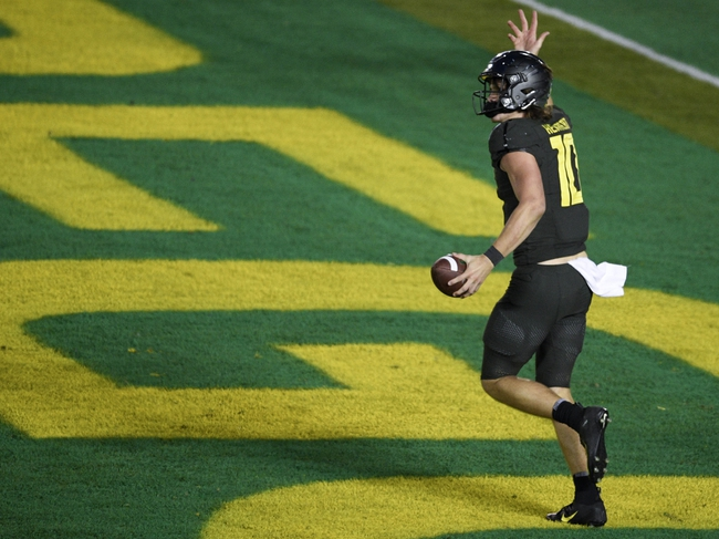 Justin Herbert 2020 NFL Draft Profile, Strengths, Weaknesses, and Possible Fits