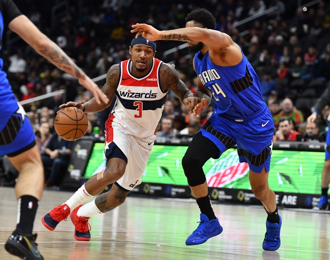 Orlando Magic vs. Washington Wizards - 1/8/20 NBA Pick, Odds & Prediction