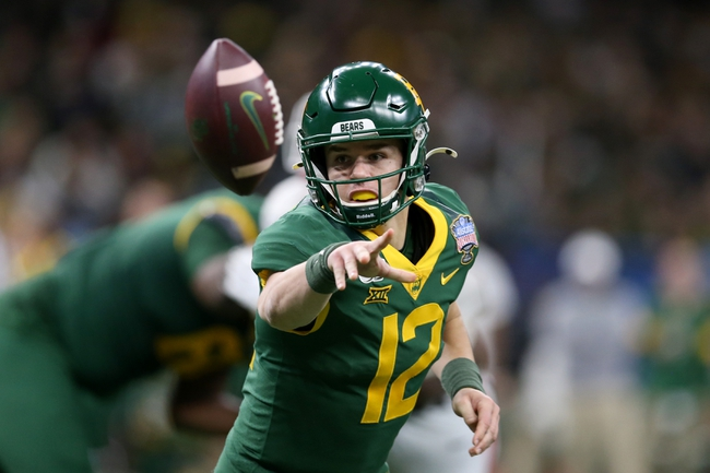 Baylor vs. Houston - 9/19/20 College Football Pick, Odds, and Prediction