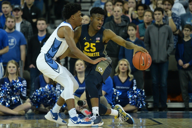 Marquette vs. Creighton - 2/18/20 College Basketball Pick, Odds & Prediction