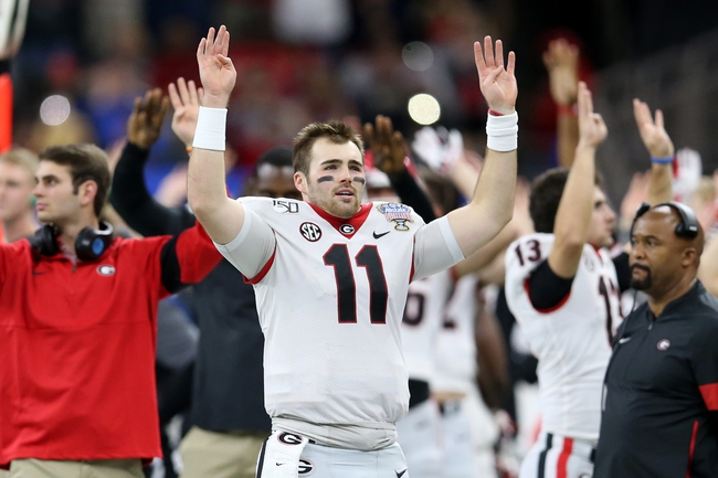 Jake Fromm 2020 NFL Draft Profile, Pros, Cons, and Projected Teams
