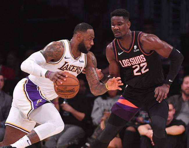 Los Angeles Lakers vs. New Orleans Pelicans - 1/3/20 NBA Pick, Odds & Prediction