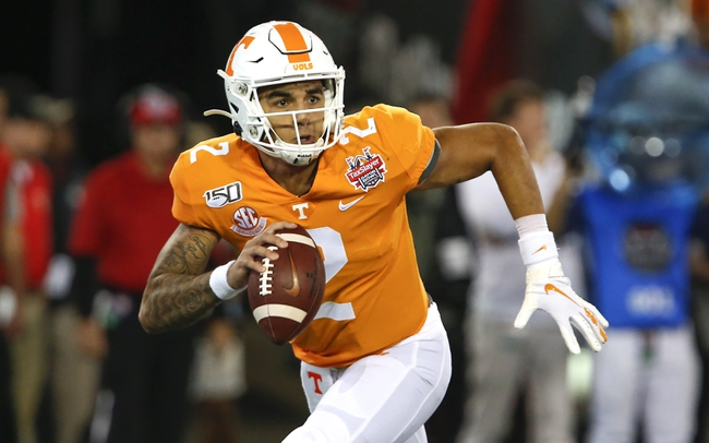 Tennessee at South Carolina - 9/26/20 College Football Picks and Prediction