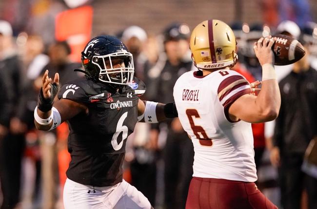 Austin Peay at Cincinnati - 9/19/20 College Football Picks and Prediction