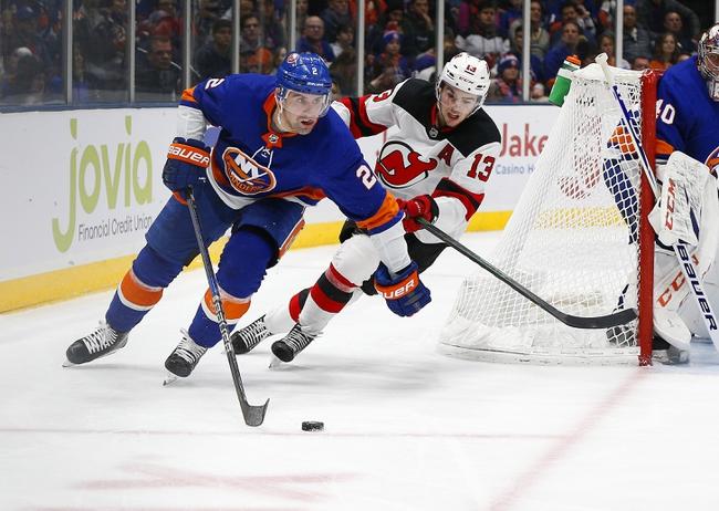 New Jersey Devils vs. New York Islanders - 1/7/20 NHL Pick, Odds & Prediction