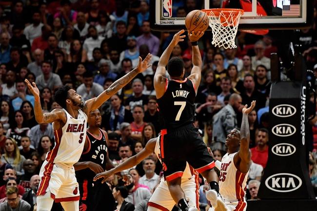 Miami Heat vs. Toronto Raptors - 8/3/20 NBA Pick, Odds, and Prediction