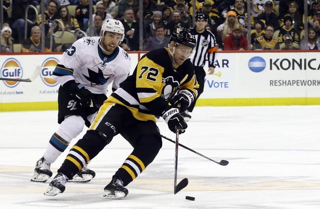 San Jose Sharks vs. Pittsburgh Penguins - 2/29/20 NHL Pick, Odds, and Prediction