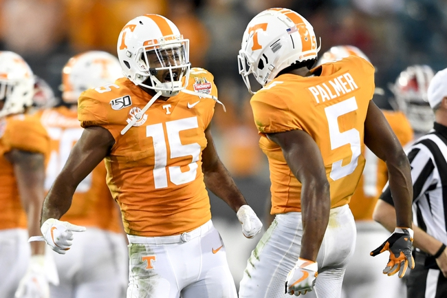 Tennessee 2020 Win Total - College Football Pick and Prediction