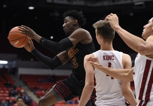 USC vs. Washington State - 2/15/20 College Basketball Pick, Odds, and Prediction