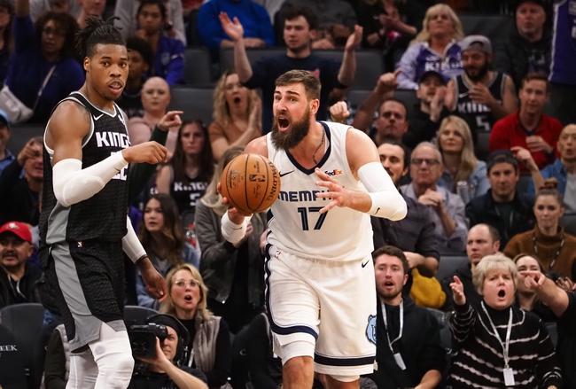 Sacramento Kings vs. Memphis Grizzlies - 2/20/20 NBA Pick, Odds, and Prediction