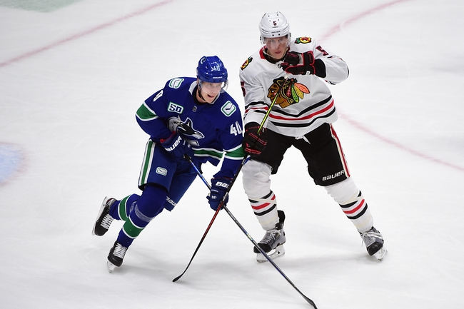 Vancouver Canucks vs. Chicago Blackhawks - 2/12/20 NHL Pick, Odds & Prediction