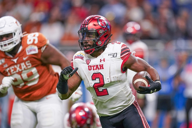 Utah 2020 Win Total - College Football Pick and Prediction