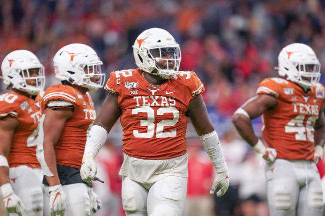 Texas 2020 Win Total - College Football Pick and Prediction