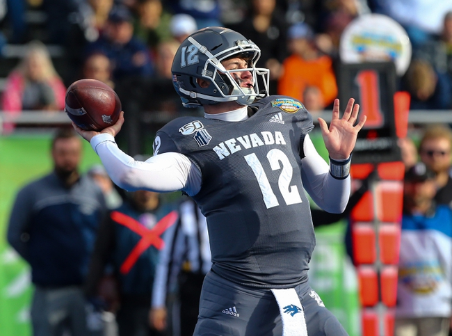 Nevada 2020 Win Total - College Football Pick and Prediction